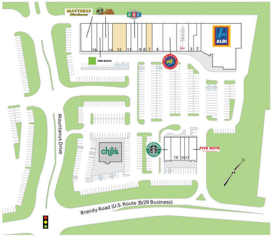 Culpepper site plan