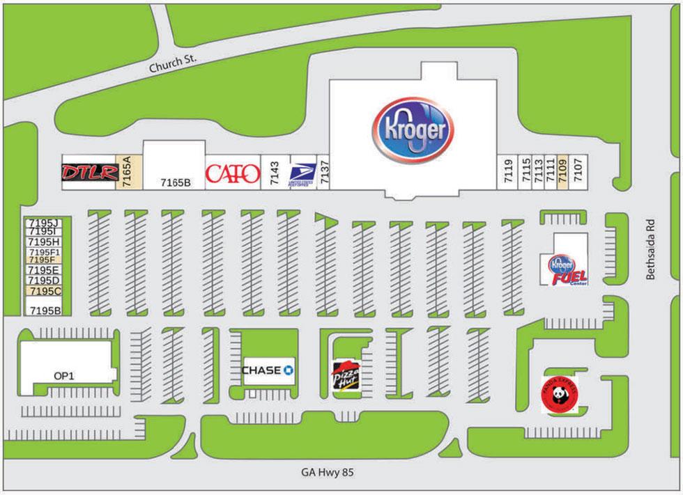 Merchant Square siteplan